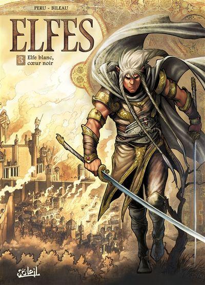 CDI - LYCEE GEN.ET TECHNOL.AGRICOLE EDOUARD HERRIOT - Elfes. 3. Elfe blanc, coeur noir