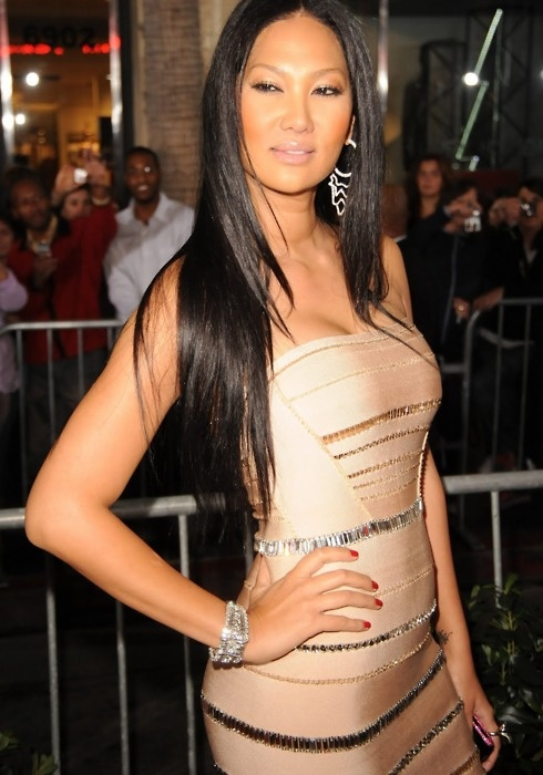 My Idol----Kimora Lee Simmons