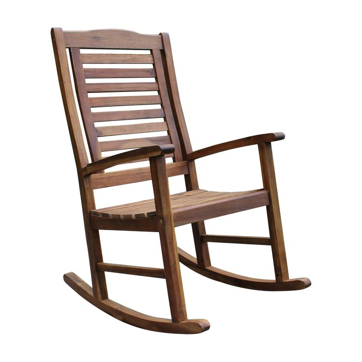 breakwater bay arlene patio rocking chair