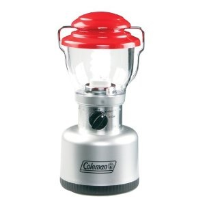 Coleman Retro Battery Powered Lantern: the new candle-lit dinner