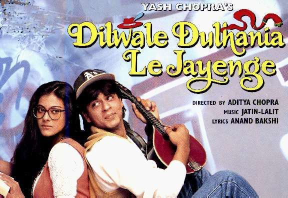 It's impossible to not love this movie! DDLJ is my favorite Bollywood movie forever :] <3 Simran and Raj