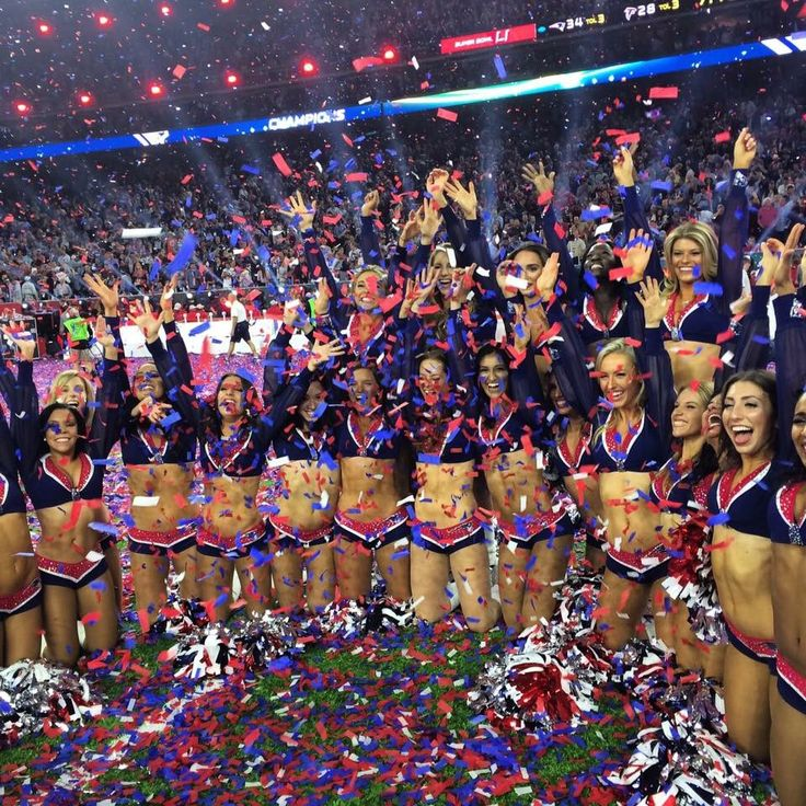 Patriots Cheerleaders And Patriots On Pinterest: 52 Best SUPERBOWL 2017 Images On Pinterest