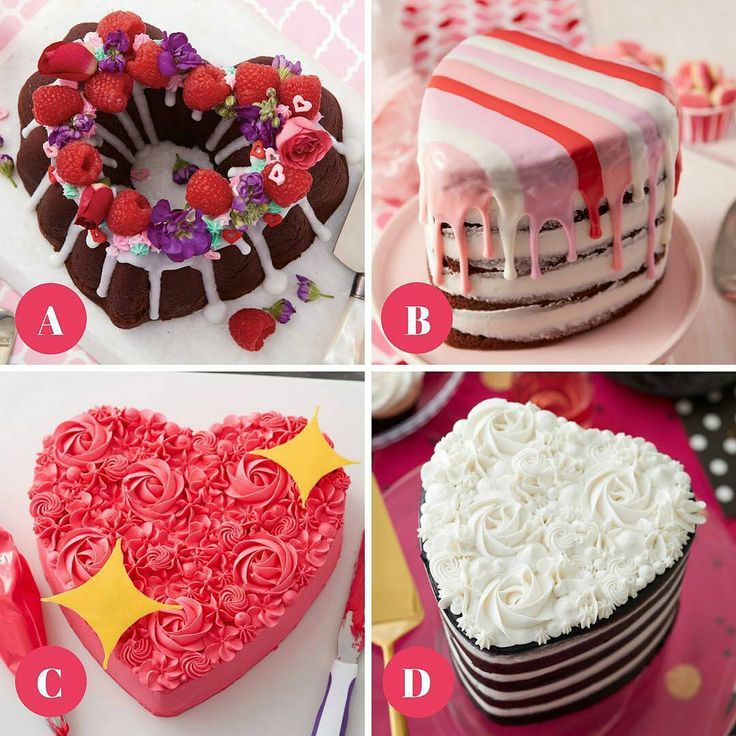 How To Make Heart Shaped Cake From Round Layers