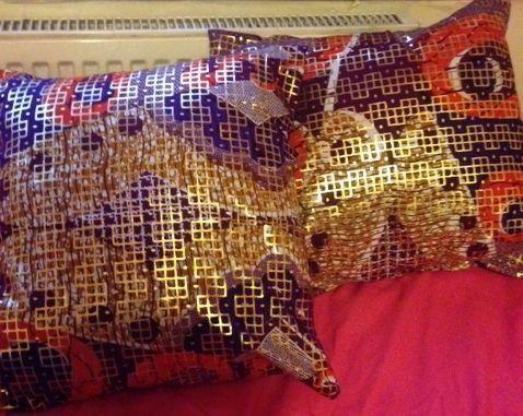 Perfect Gift @ www.etsy.com/uk/shop/HadiyahEsmie #Think #Gold #Purple #Love #HadiyahEsmie #CushionCovers #Africa #Ankara #WaxPrint #AfricanPrints #Home #Homedecor #Life #Orange #Pillows #Pillowcases #Interior #Inspire #Fashion #African #Bed #Handmade #Custommade #Original #Gifts #Presents #Shop #Online #Etsy