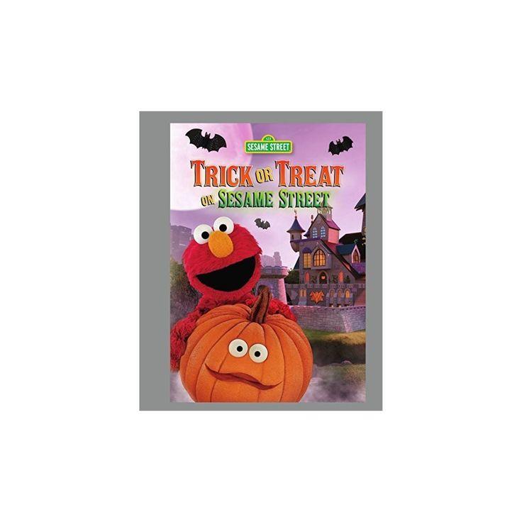 Sesame Street: Hello Halloween (Dvd)