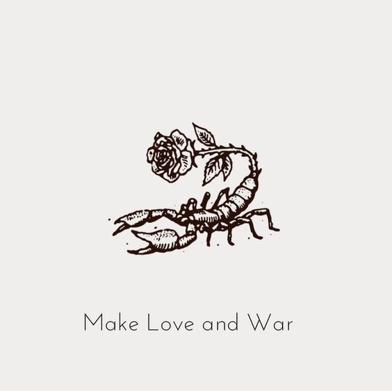 Make Love and War @michaelsusanno