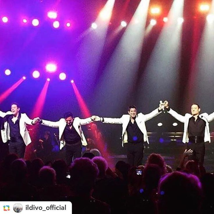 Repost Il Divo Official  @ildivo_official:Last nights show was truly a dream! We cant believe tonight is our last stop on this incredible tour. Looking forward to seeing everyone @fantasysprings in Indio CA later. #IlDivo #IlDivoAmorPasion