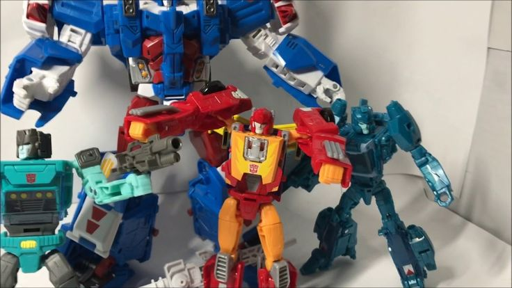 A Piece of my Transformers Collection - YouTube