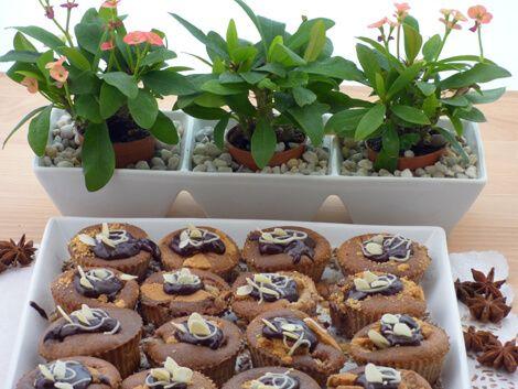 Körtés-kekszes muffin - MINDENMENTES