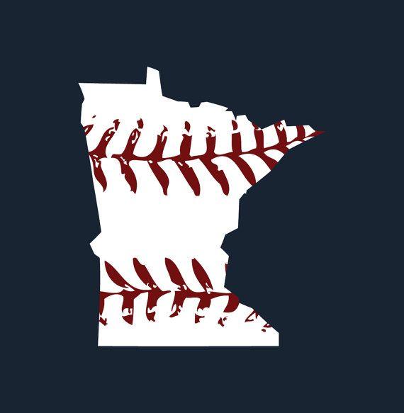 Minnesota baseball t-shirt Minnesota Twins colors Buy Any 3 Shirts Get 1 FREE on Etsy, $14.99