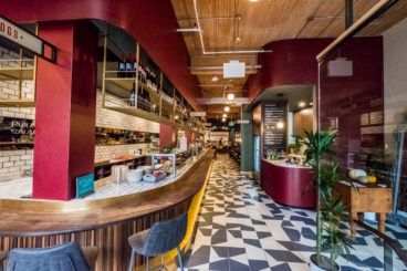 Inside Campo Food Hall, King West's new all-day Spanish market and restaurant