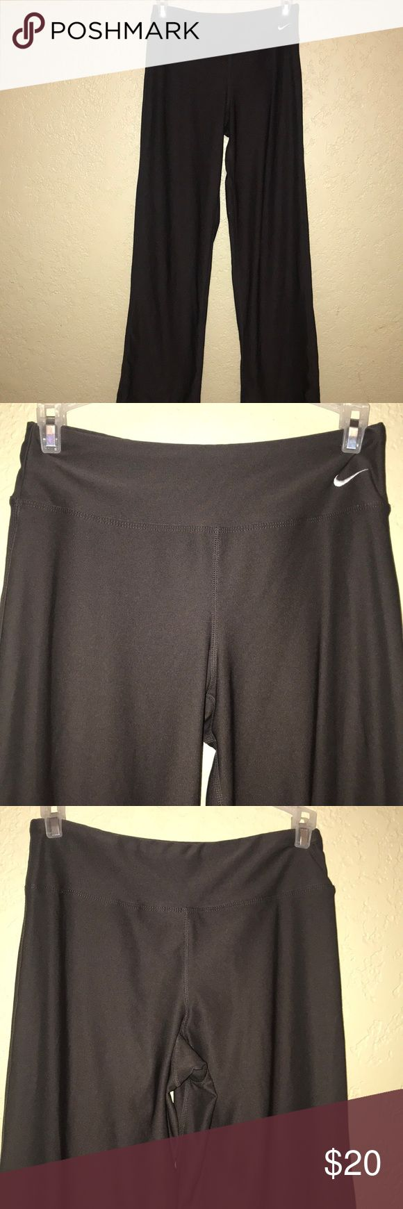 Brown Nike Yoga Pants XSmall Great Condition Brown Nike Yoga Pants XSmall Nike Pants
