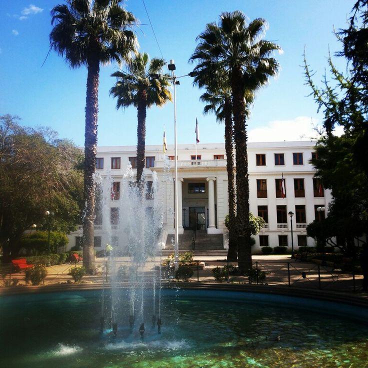 Plaza Ñuñoa en Santiago de Chile, Metropolitana de Santiago de Chile