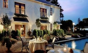 Stay with Daily Glasses of Champagne and Spa Credits at The Inn at Leola Village in Leola, PA. Dates into September.