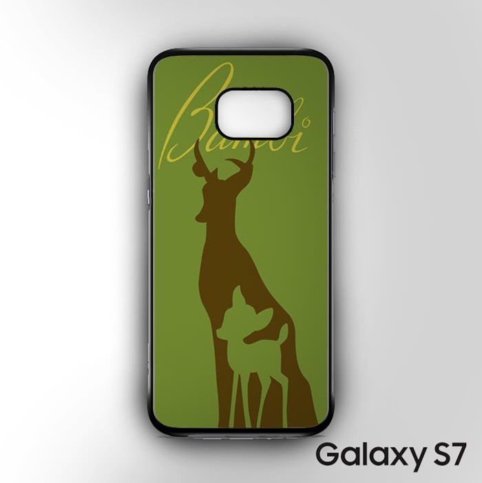 Disney Bamby Art for Samsung Galaxy S7 phonecases