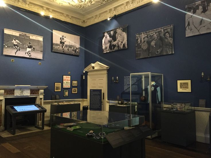 An exhibition of football memorabilia from one of the oldest and most successful amateur clubs, Bishop Auckland FC. #BirthoftheBlues exhibition @aucklandcastle  #Football #NorthernLeague #History #BishopAuckland #FAAmateurCup #Exhibition #AucklandCastle