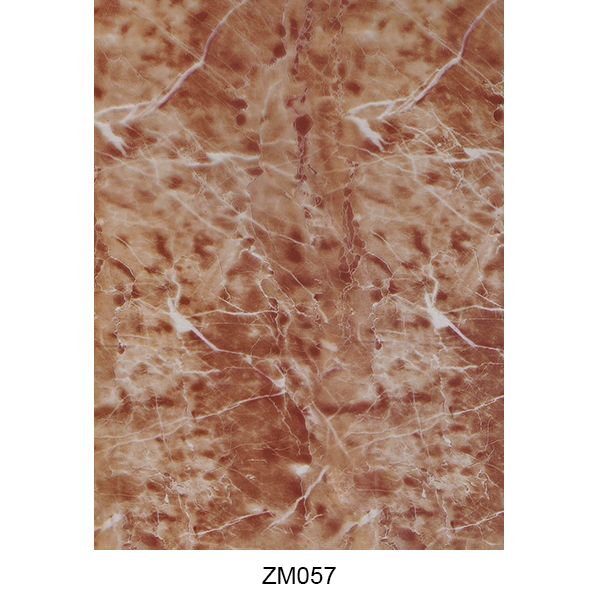 Water transfer printing film marble pattern ZM057