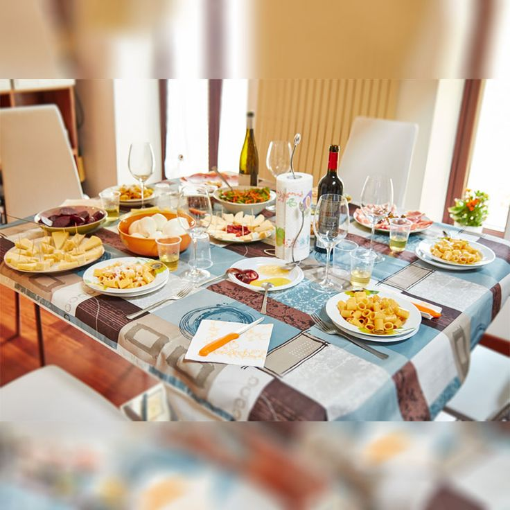 Buona Pasquetta! An improvised lunch with friends!