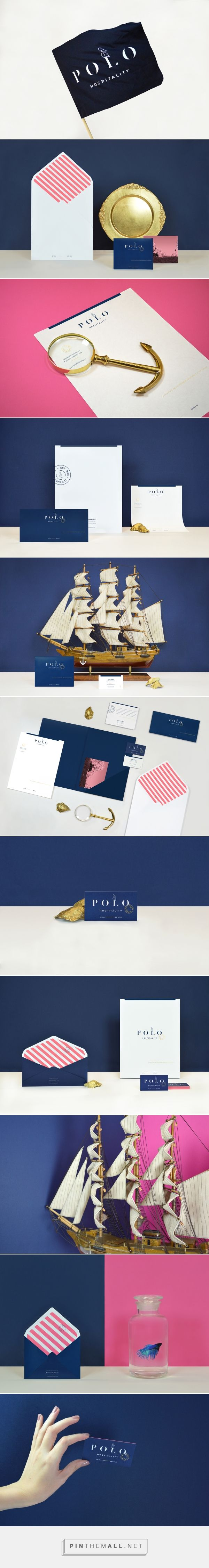 POLO HOSPITALITY by Open Studio by K on Behance | Fivestar Branding – Design and Branding Agency & Inspiration Gallery