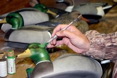 Waterfowl Offseason: How to Touch Up the Paint on Your Duck Decoys   Outdoor Life