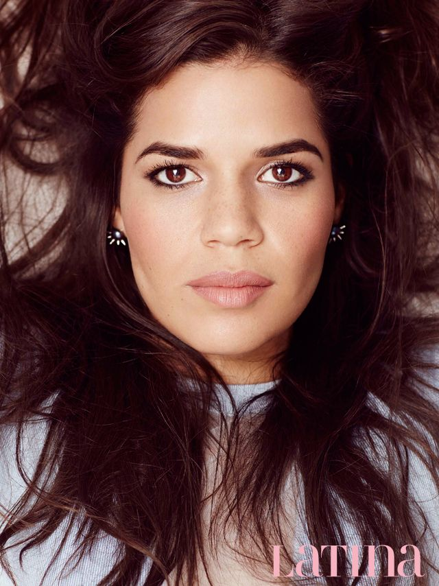 America Ferrera - Deep Winter Exotic.She is Deep Clear Winter with Neutral Cool undertone.