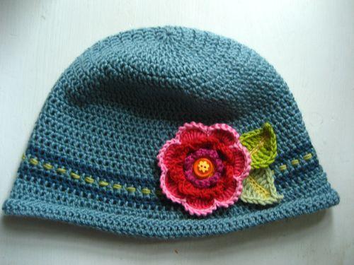 free pattern hat......