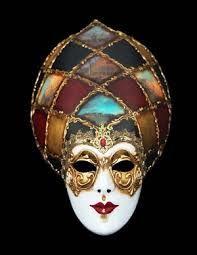 Image result for antique venetian mask