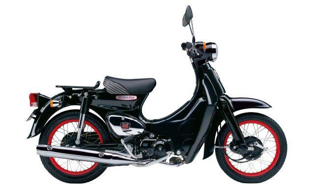 Ac D E D Fa B on Japanese 50cc Scooter