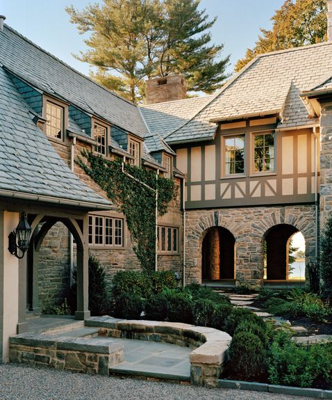 Best 25+ Tudor House Exterior Ideas On Pinterest