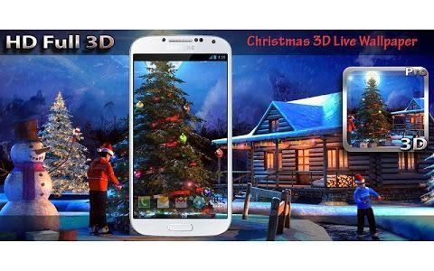 Apklio - Apk for Android: Christmas Live Wallpaper v5.01p Apk