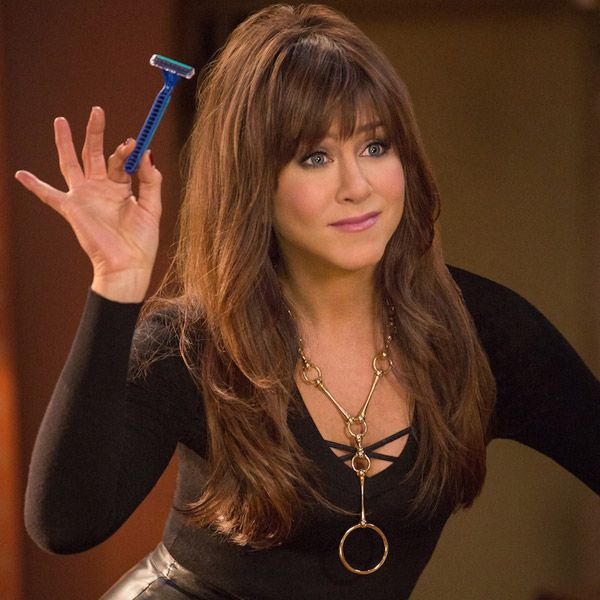 Wait, Jennifer Aniston Wears What Around Her Neck In Horrible Bosses 2? - CINEMABLEND