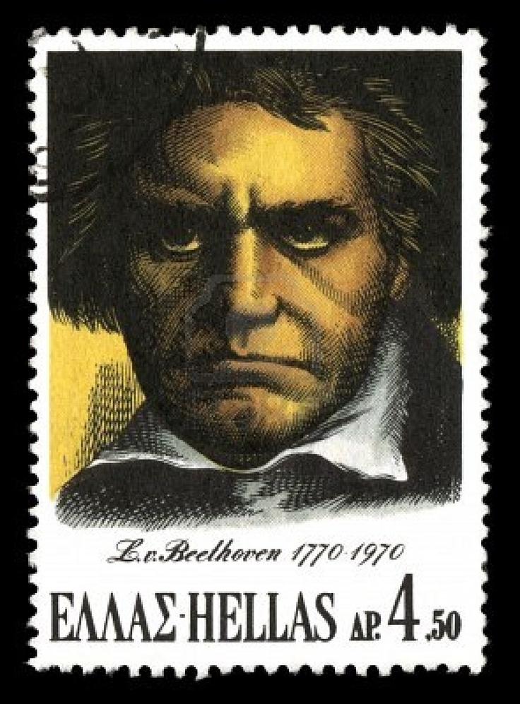 Grecia 1970 - Ludwig van Beethoven fue un compositor, director de orquesta y pianista alemán