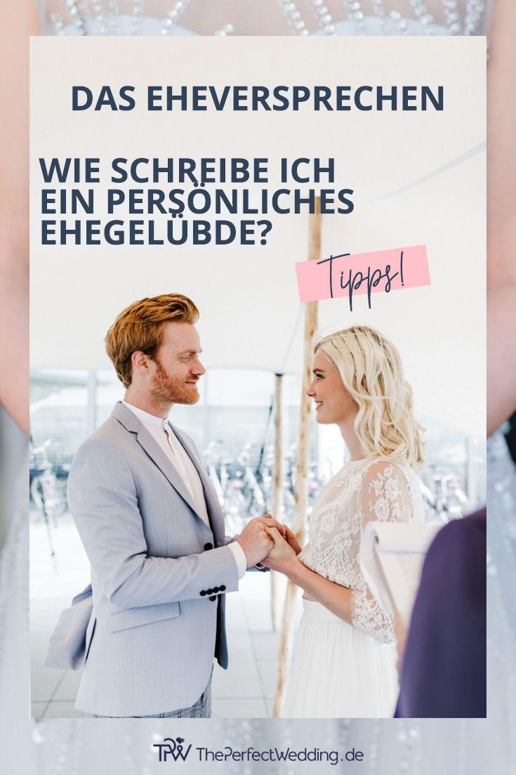 Das Eheversprechen Tipps Tricks Fur Ein Personliches Ehegelubde Liest Du Auf Theperfectwed Eheversprechen Eheversprechen Schreiben Hochzeitstorte Brautpaar
