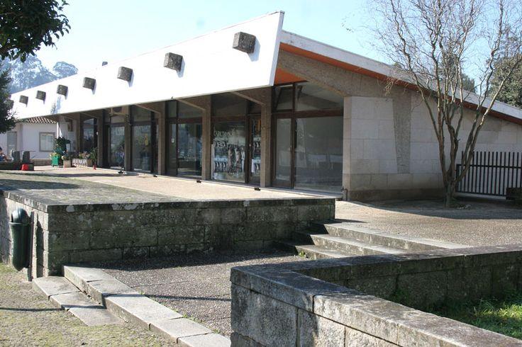 Fernando Távora- Mercado Santa Maria da Feira, Aveiro, 1959
