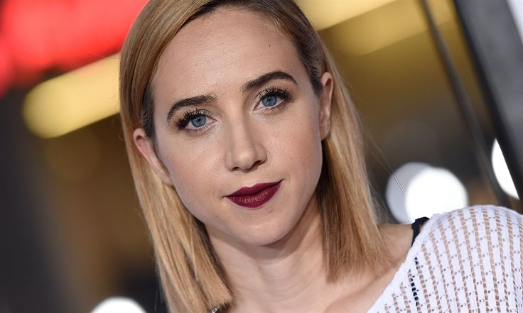 """Zoe Kazan: """"I had a maker ask me on set once on the off chance that I spat or gulped"""""""