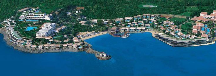 Elounda Beach - CRETE