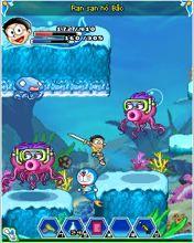 Tải game Doremon -   Tải game Doremon   Cuộc đại chiến được bắt đầu khi Nbita muốn bơi lặn ngay trong thnh phố Tokyo. V vậy, Đrmon đ sử dụng My bơm nước đặc biệt để bơm nước ngập đầy thnh phố.... - http://waptaimienphi.com/game-java/tai-game-doremon/