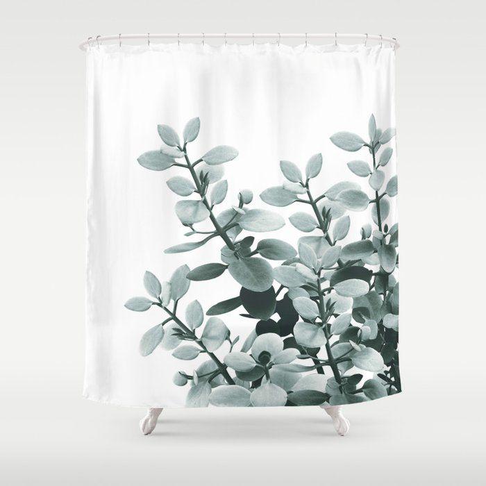 Eucalyptus Leaves Green Vibes 1 Foliage Decor Art Society6