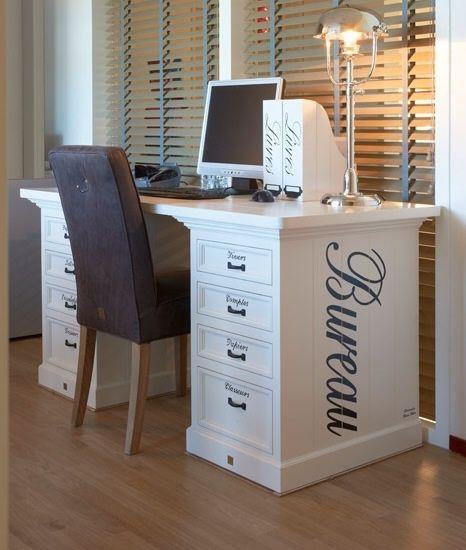Thuiswerkplek bureau
