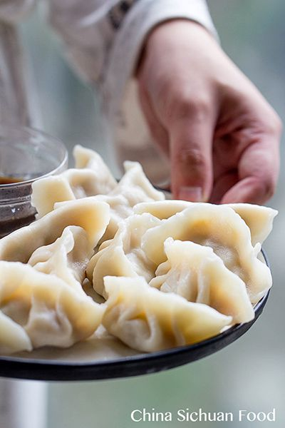 How to make dumplings. My kids love these!