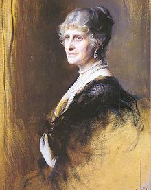 Cecilia Bowes-Lyon, Countess of Strathmore and Kinghorne, mother of Elizabeth, the Queen Mother