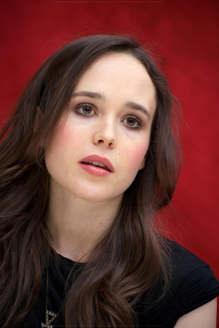 Ellen Page, perhaps the only glamor girl I might consider.  She seems mature beyond her years.