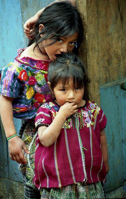 Guatemala. Que bellezas!