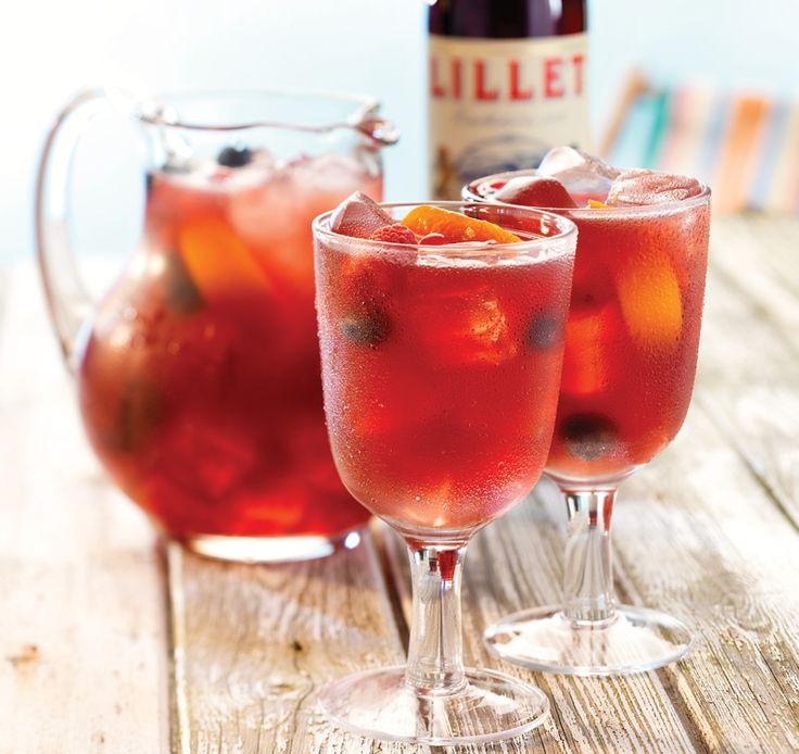 The 25 best lillet rouge ideas on pinterest vodka for Cocktail lillet