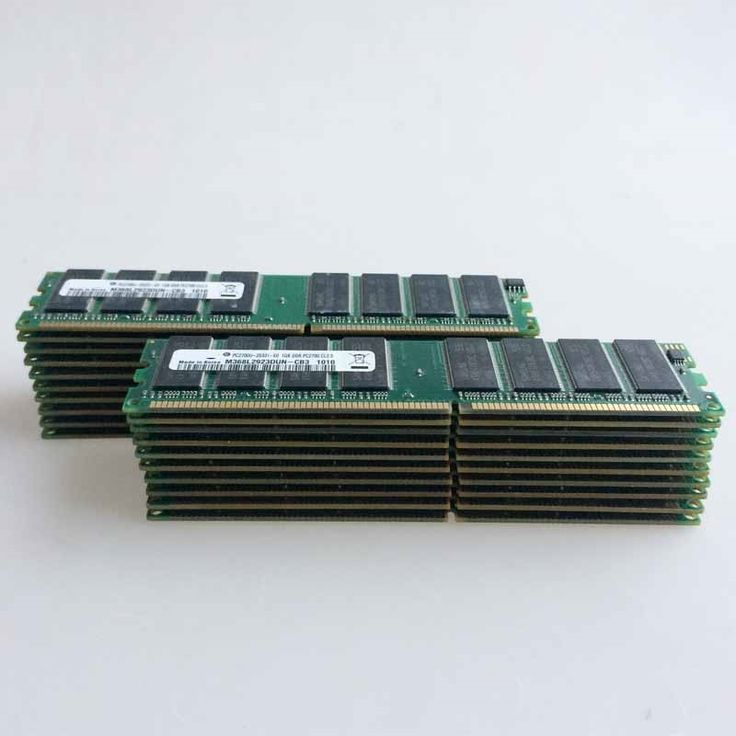 What are some features of DDR RAM?