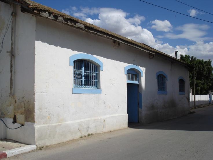 Usine des Chechias in El Batan