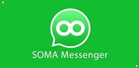 تحميل SOMA Messenger برنامج سوما ماسنجر للاندرويد وللآيفون