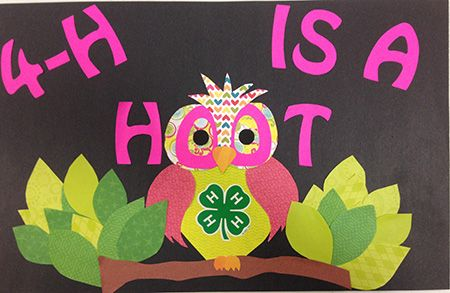 Tennessee 4-H Poster Art Contest State Winners - Google Search | 4 ...
