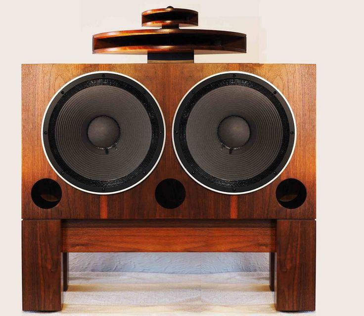High end audio audiophile speakers Arteluthe Cadenza Twin ...