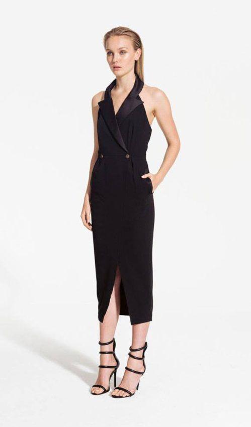 Bless'ed Are The Meek - Astonish Dress - Black